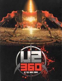 U2 – U2360° At The Rose Bowl (DVD)