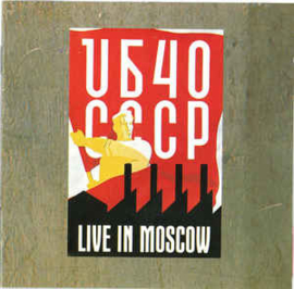 UB40 ‎– CCCP - Live In Moscow (CD)