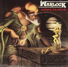 Warlock – Burning The Witches (CD)