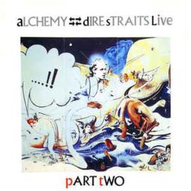 Dire Straits – Alchemy - Dire Straits Live Part Two (CD)
