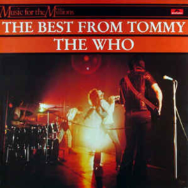 Who ‎– The Best From Tommy
