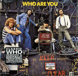 Who ‎– Who Are You (CD)