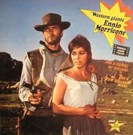 Ennio Morricone – Western Giants (Original Sound Tracks)