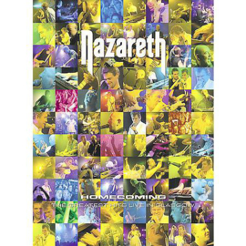 Nazareth – Homecoming, The Greatest Hits, Live In Glasgow (DVD)