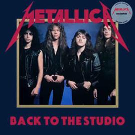 Metallica – Back To The Studio