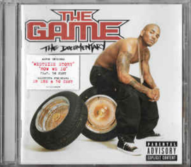 Game  – The Documentary (CD)