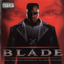Blade (Music From And Inspired By The Motion Picture) (CD)