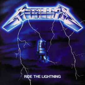 Metallica ‎– Ride The Lightning (CD)