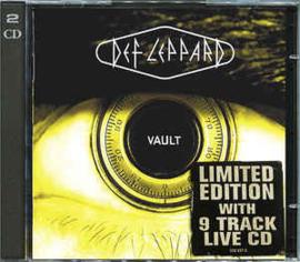 Def Leppard – Vault: Def Leppard Greatest Hits 1980-1995 (CD)
