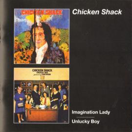 Chicken Shack – Imagination Lady / Unlucky Boy (CD)