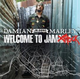 "Damian ""Jr. Gong"" Marley* – Welcome To Jamrock (CD)"