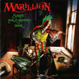 Marillion – Script For A Jester's Tear (CD)