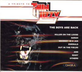 Boys Are Back - A Tribute To Thin Lizzy (CD)