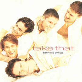 Take That ‎– Everything Changes (CD)