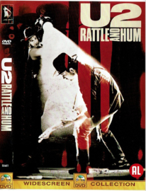 U2 – Rattle And Hum (DVD)