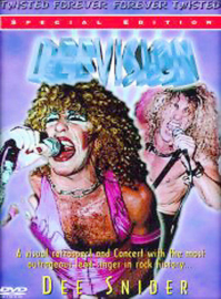 Dee Snider – Deevision (Twisted Forever Forever Twisted) (DVD)