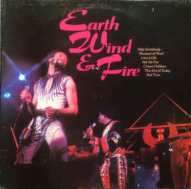 Earth Wind & Fire ‎– Earth, Wind & Fire