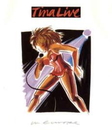 Tina Turner – Tina Live In Europe (CD)