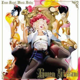 Gwen Stefani ‎– Love.Angel.Music.Baby. (CD)
