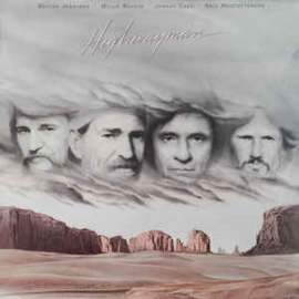 Waylon Jennings, Willie Nelson, Johnny Cash, Kris Kristofferson – Highwayman