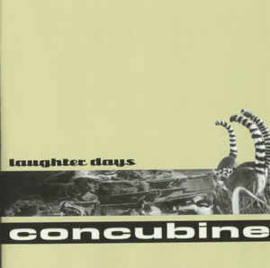 Concubine  ‎– Laughter Days (CD)