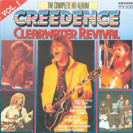 Creedence Clearwater Revival – The Complete Hit-Album Volume 1 (CD)