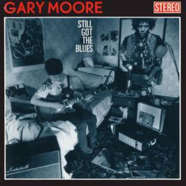 Gary Moore – Still Got The Blues (CD)