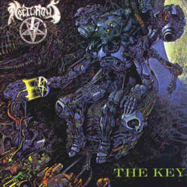 Nocturnus ‎– The Key (CD)