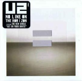 U2 – No Line On The Horizon (CD)