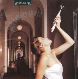 Helloween – Pink Bubbles Go Ape (CD)