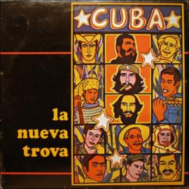 Various – CUBA, La Nueva Trova