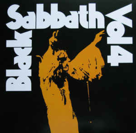 Black Sabbath ‎– Black Sabbath Vol. 4 (LP)