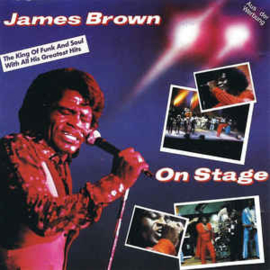 James Brown ‎– On Stage (CD)
