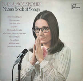 Nana Mouskouri ‎– Nana's Book Of Songs