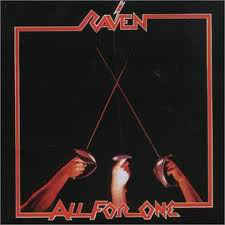 Raven  ‎– All For One