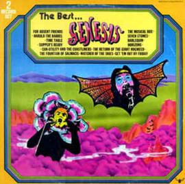 Genesis – The Best... Genesis