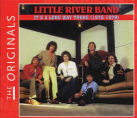 Little River Band ‎– It's A Long Way There (1975-1979) (CD)