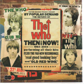 Who ‎– Then And Now (CD)