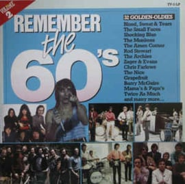 Various – Remember The 60's (Volume 2)