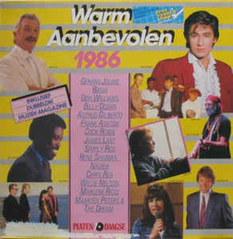 Various – Warm Aanbevolen 1986