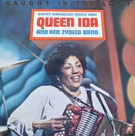 Queen Ida And Her Zydeco Band – Caught In The Act!