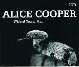 Alice Cooper ‎– Wicked Young Man (CD)