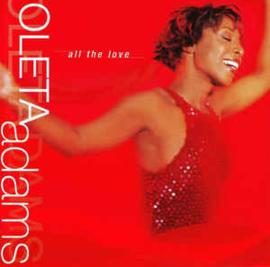 Oleta Adams ‎– All The Love (CD)