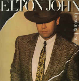 Elton John ‎– Breaking Hearts