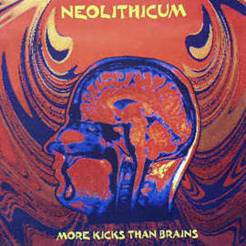 Neolithicum ‎– More Kicks Than Brains (CD)