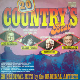 Various ‎– 20 Country's Best