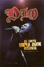 Dio – At Tokyo Super Rock Festival (DVD)