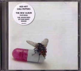 Red Hot Chili Peppers ‎– I'm With You (CD)