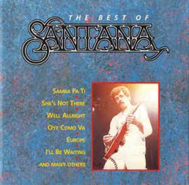 Santana – The Best Of Santana (CD)