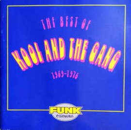 Kool & The Gang ‎– The Best Of Kool And The Gang (1969 - 1976) (CD)